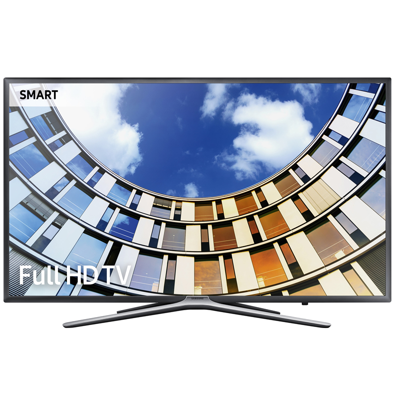 """""Enjoy impressive Smart functionality with the Full HD M550 - 49inch Full HD LE"