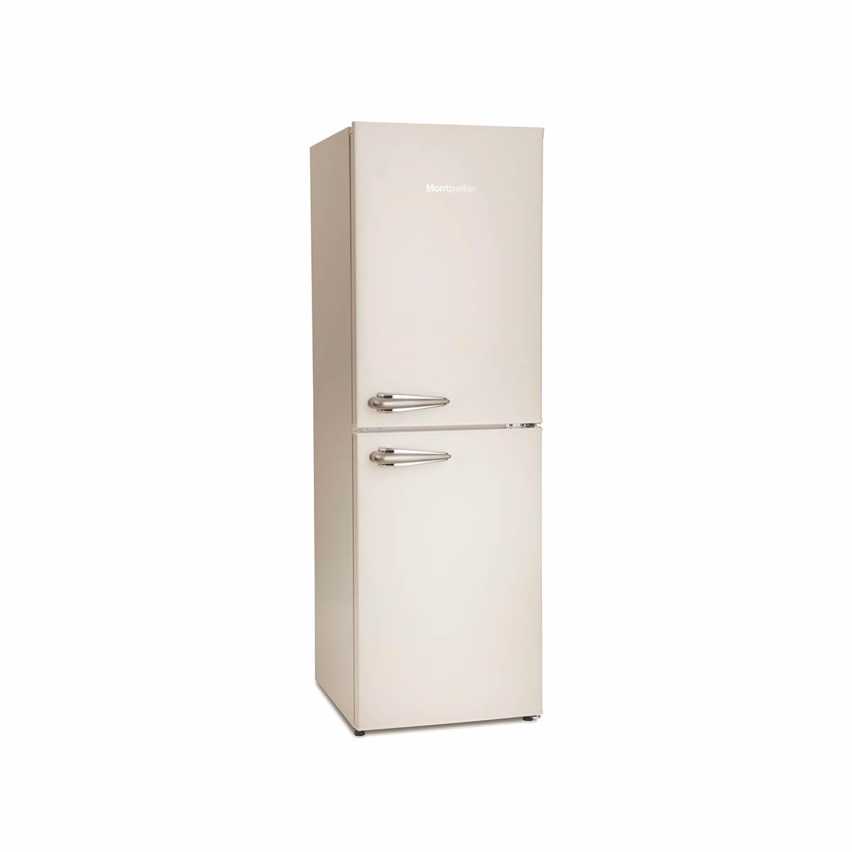 MAB148C 155litre RETRO 50/50 Fridge Freezer Class A+ Cream