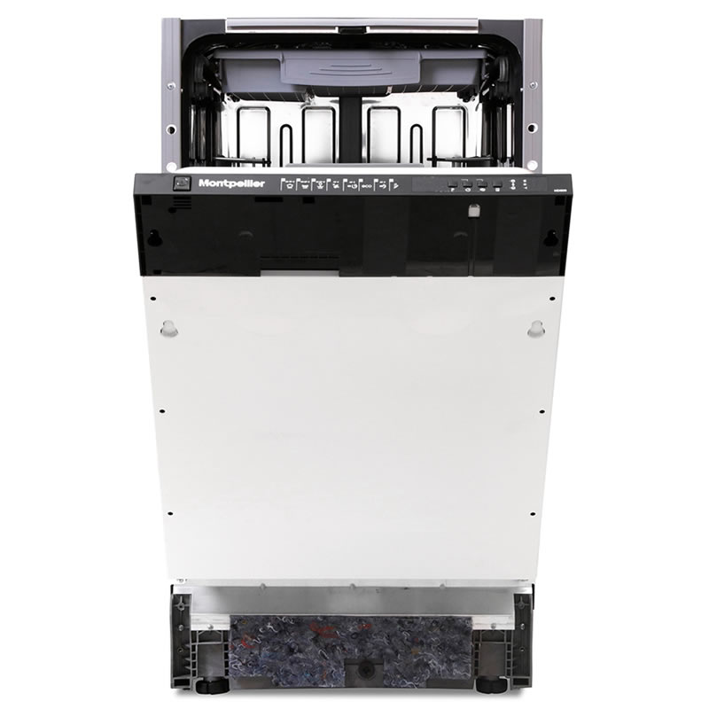 10-Place Integrated Slimline Dishwasher 8 Progs