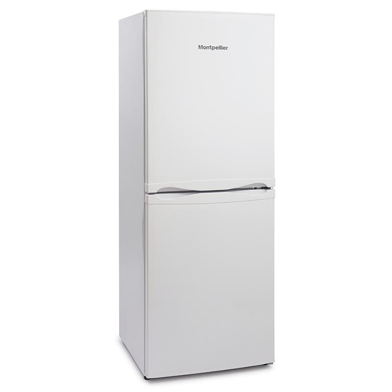 184litre Fridge Freezer Frost Free Class A+ White