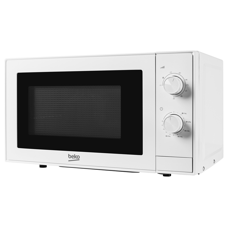 700Watts Compact Microwave + Grill 5 Power Levels