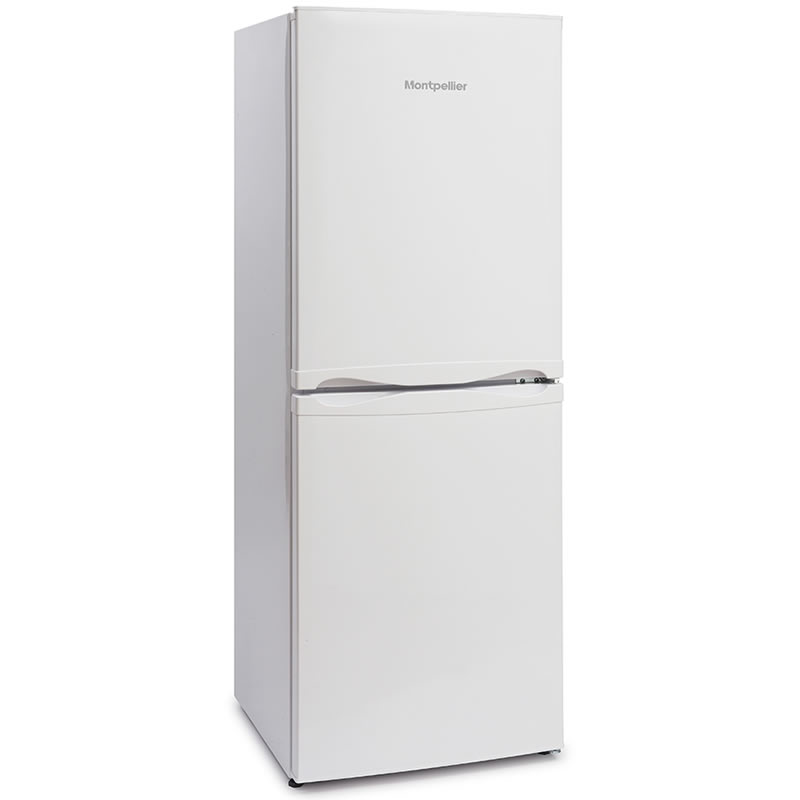 143litre Fridge Freezer Auto Defrost Class A+ White