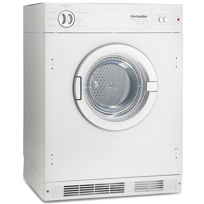 Image of 7kg Integrated Tumble Dryer Vented Class C