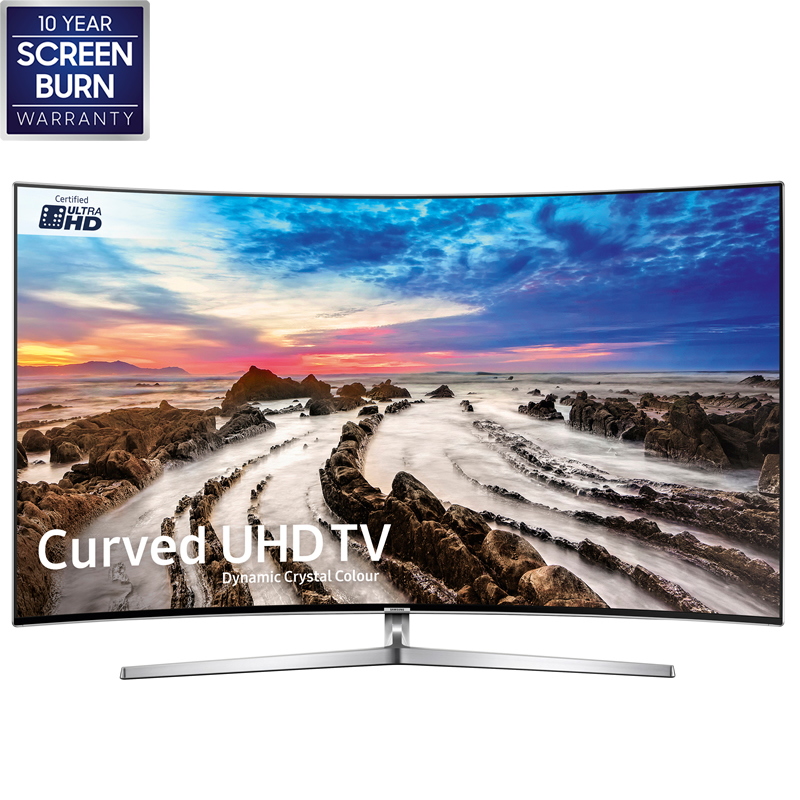 Image of 49inch Curved UHD 4K LED SMART TV HDR Twin Tuner TVPlus
