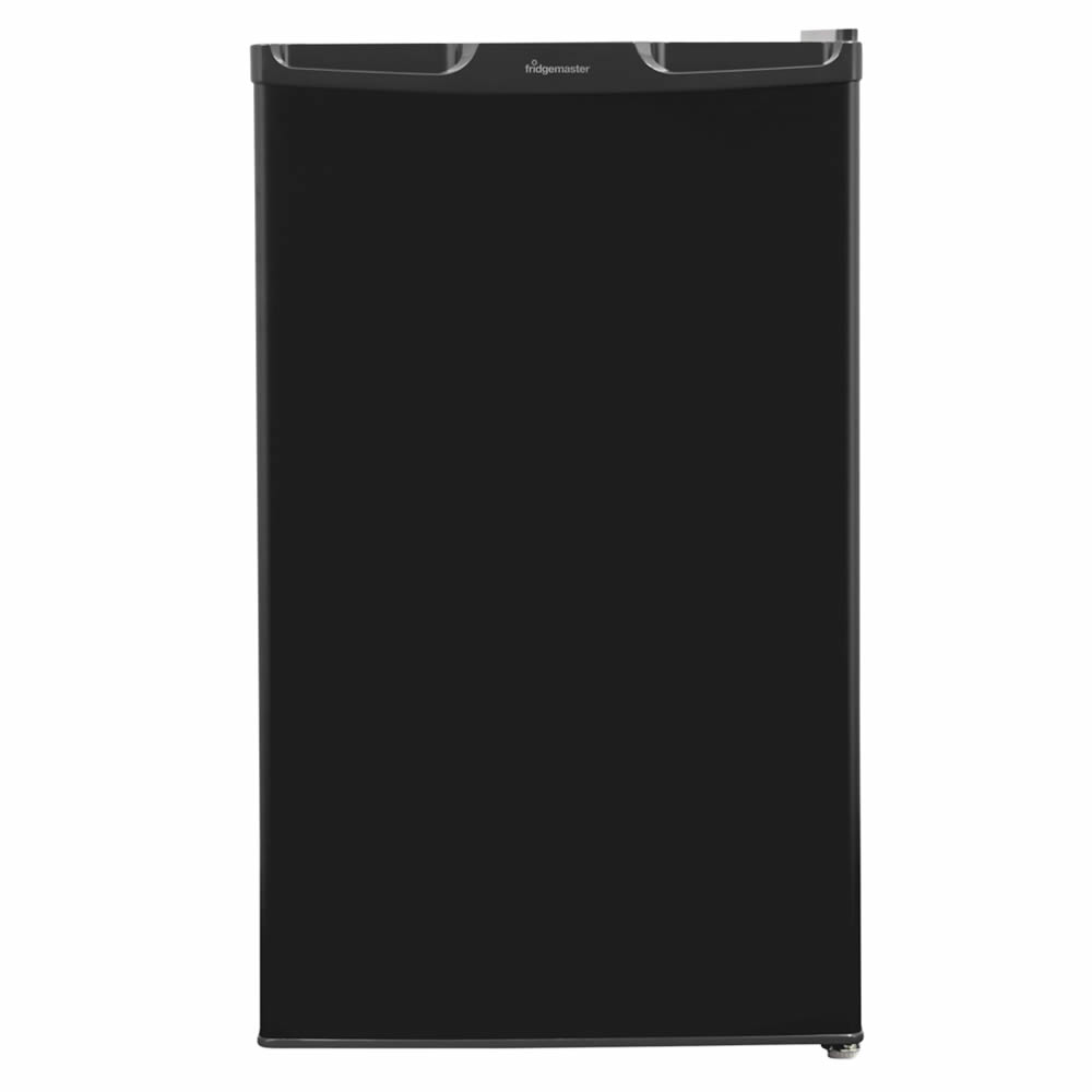 71litre Upright Freezer Class A+ Black