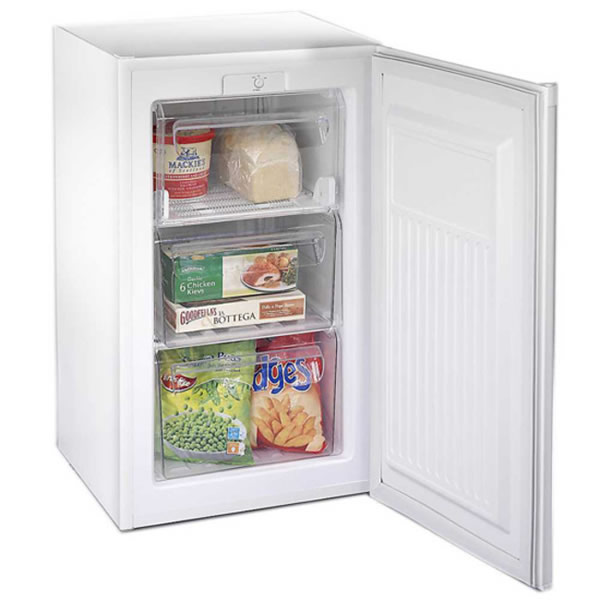 71litre Upright Freezer Class A+ White