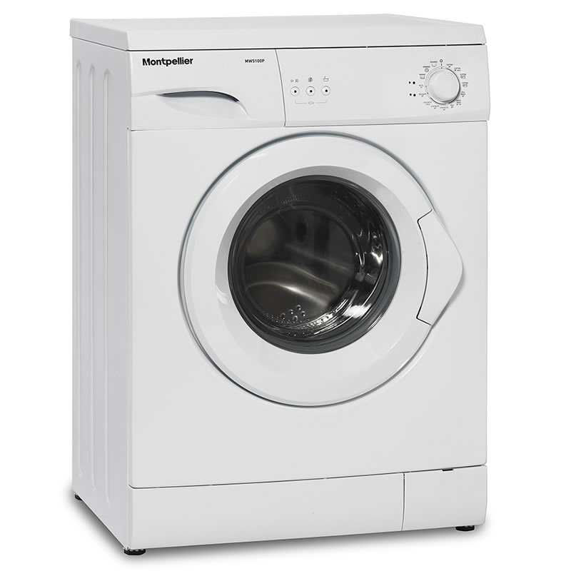 1000rpm 5kg Washing Machine Class A+ White