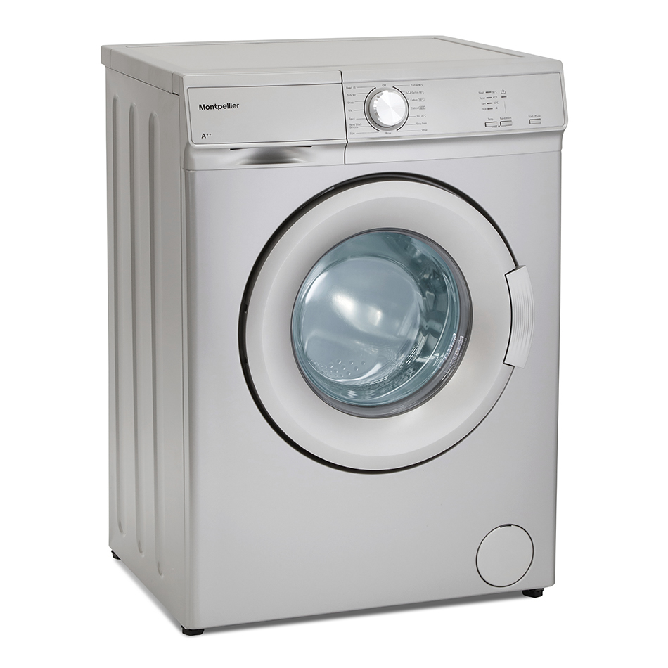 Compare retail prices of 1000rpm 5kg Washing Machine Class A++ Silver to get the best deal online