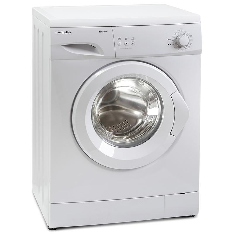 1000rpm 6kg Washing Machine Class A+ White