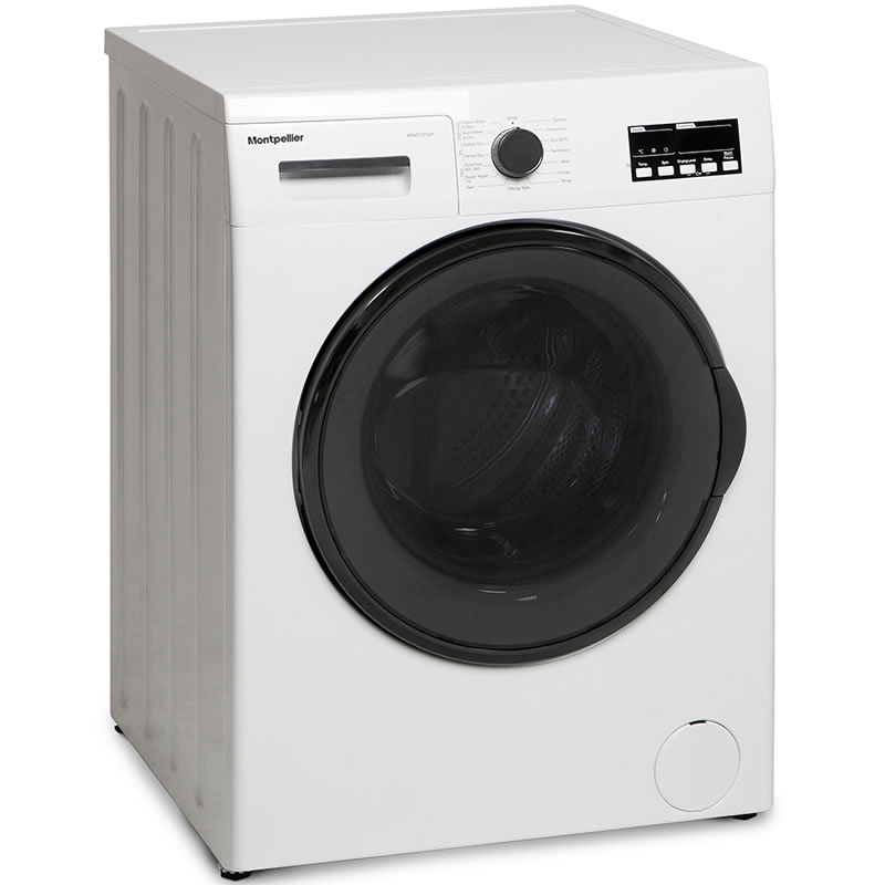 Image of 1200rpm Washer Dryer 7kg/5kg Load Class B White