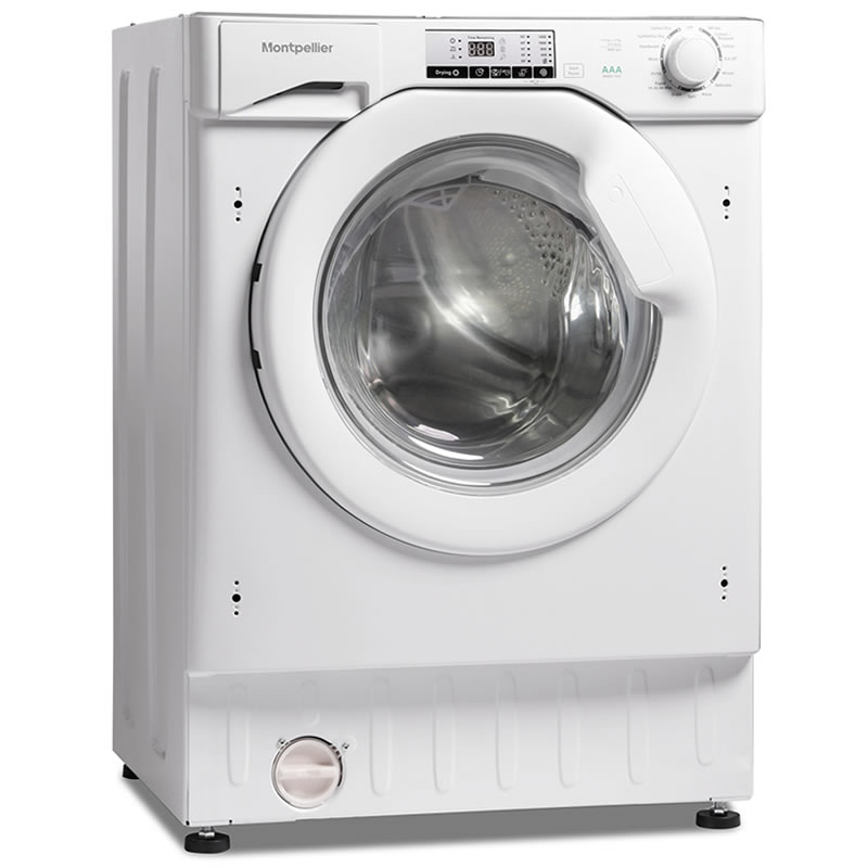 Image of 1400rpm Integrated Washer Dryer 7.5kg/5kg Load Class A