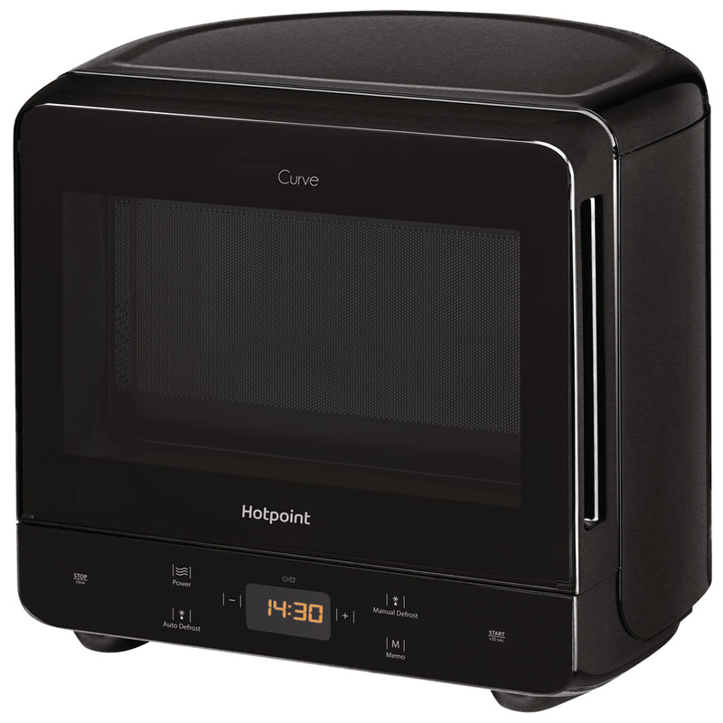 Image of 700Watts Microwave 13 litres Touch Control Black