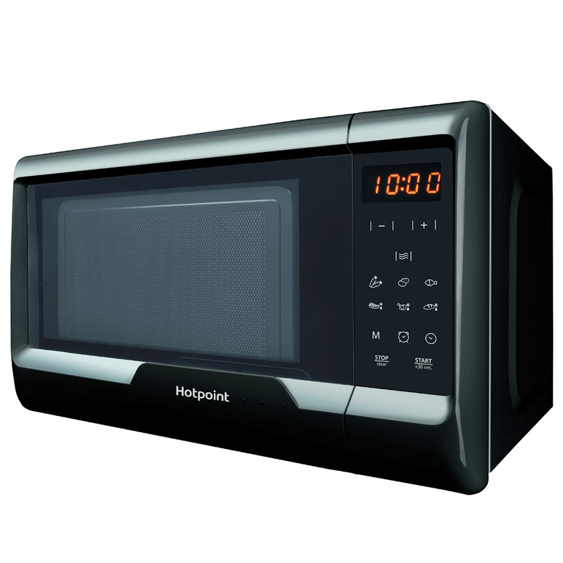 Image of 700Watts Microwave 20litres Touch Control Black