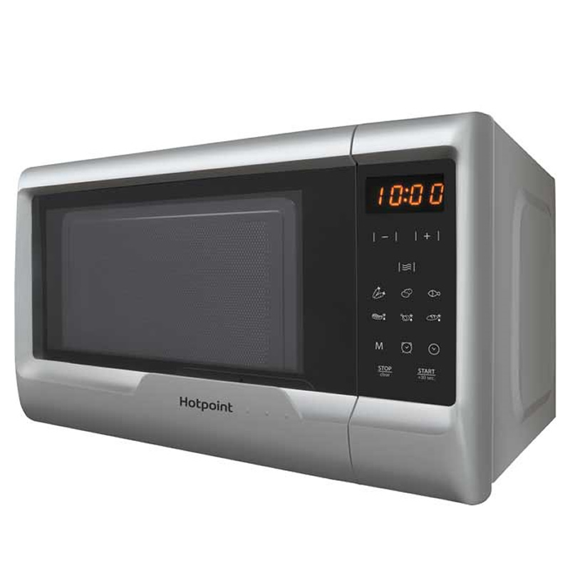 700Watts Microwave 20litres Touch Control Silver