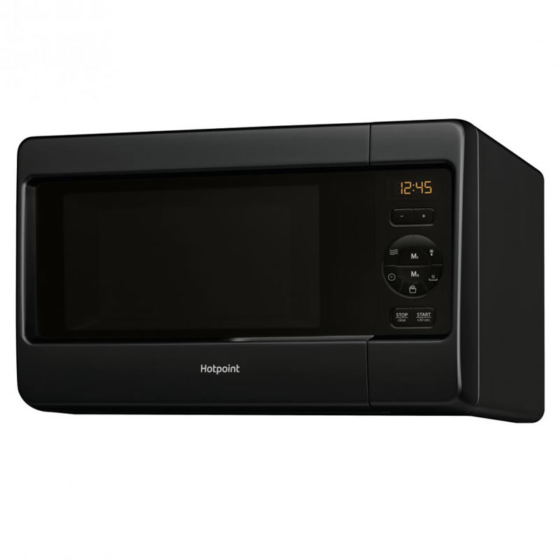 750Watts SOLO Microwave 24litres 6 Power Levels Black