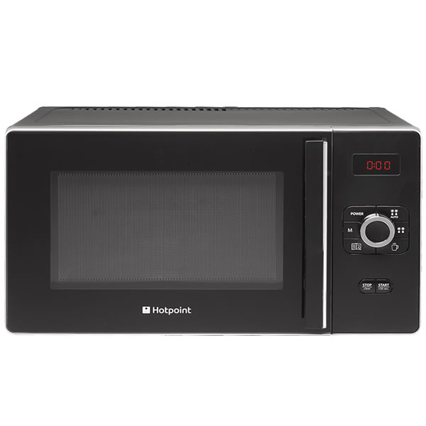 700Watts Microwave 25litres Black