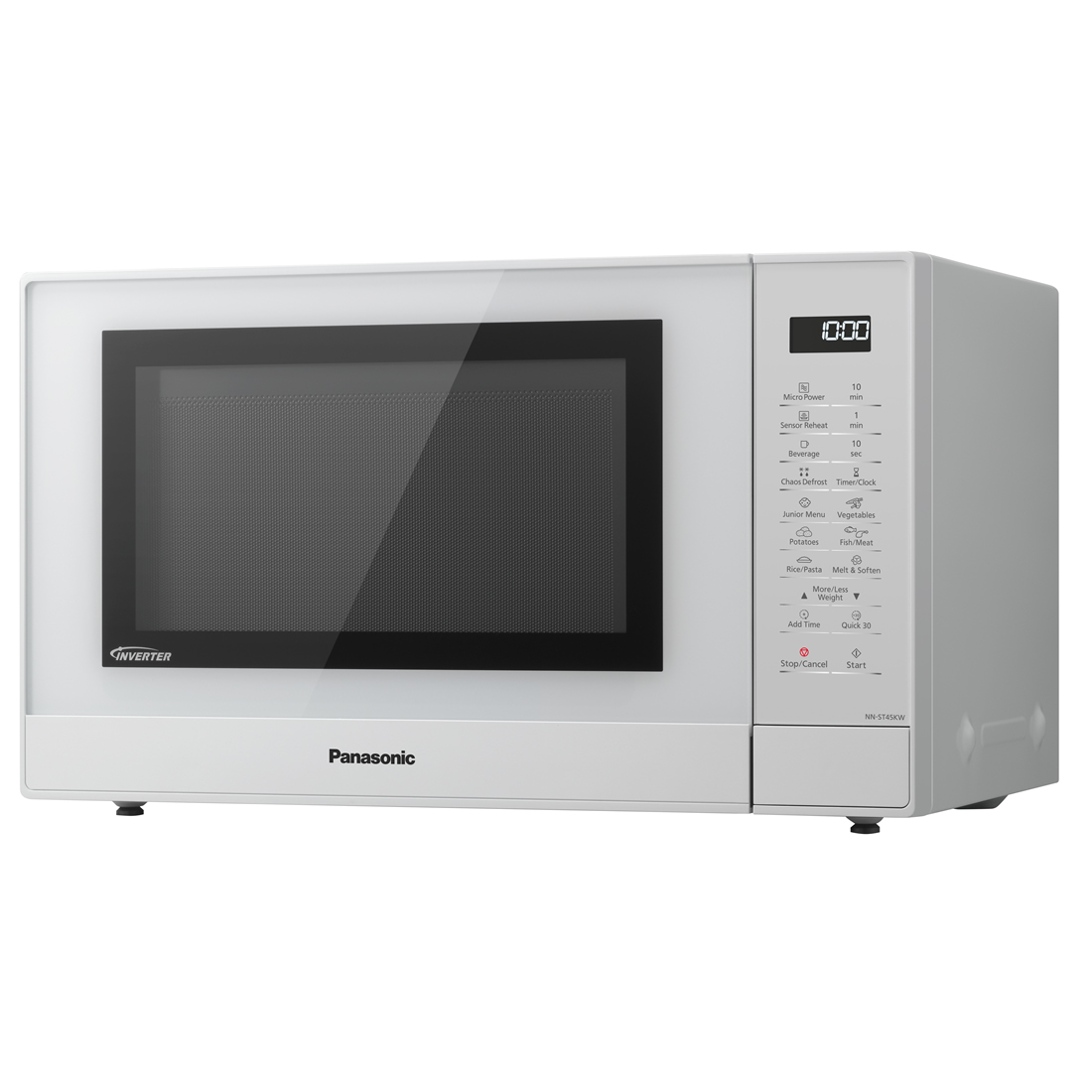 Image of 1000Watts Family Microwave 32 Litres Inverter White