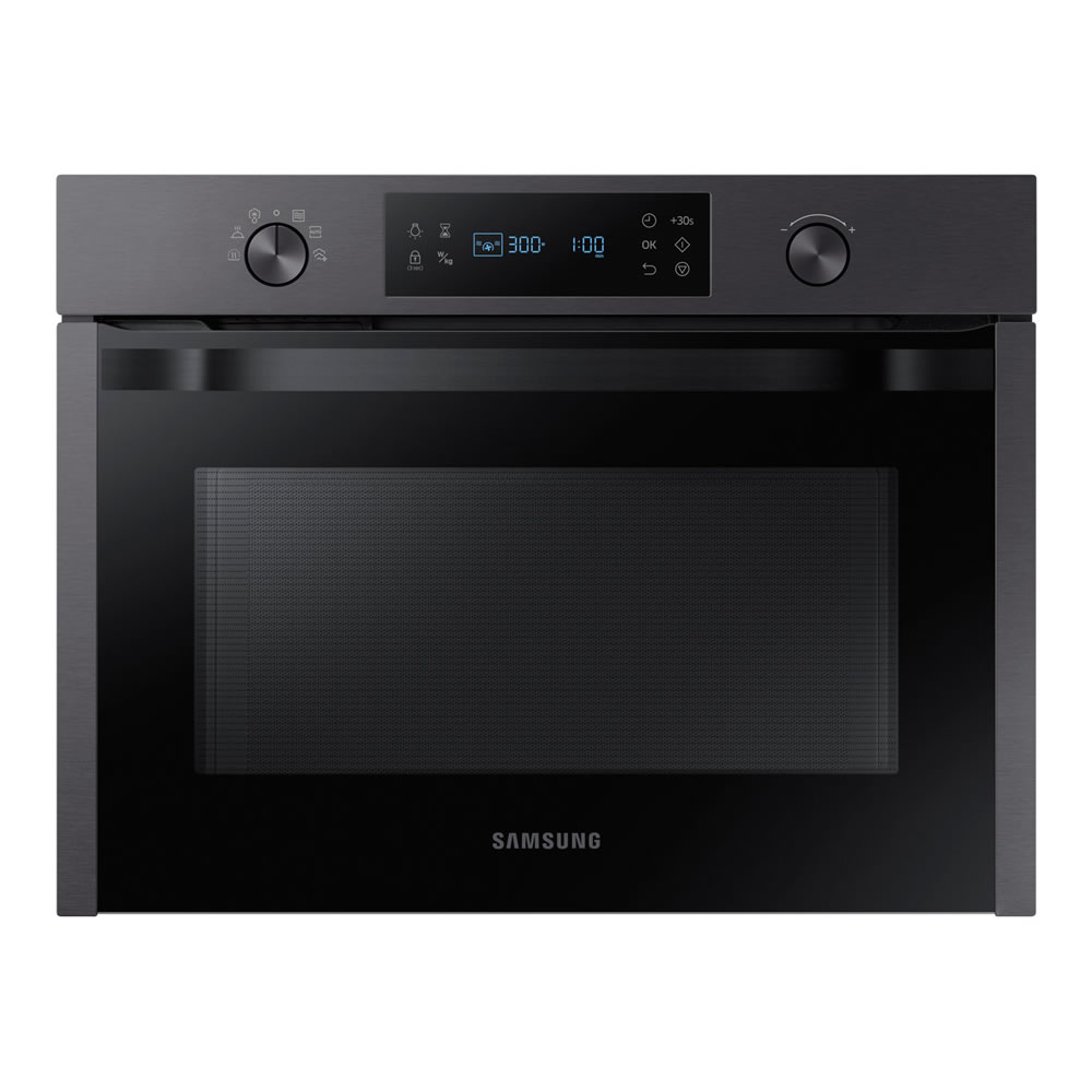 Built-in 900Watts Microwave Oven Steam Clean 50 lItres