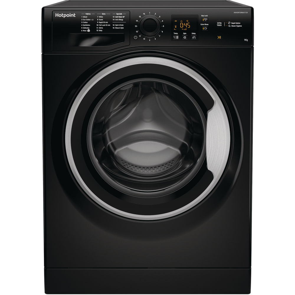 Image of Hotpoint NSWF943CBS