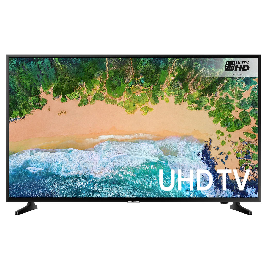 Image of 55inch UHD 4K LED SMART TV HDR10+ TVPlus