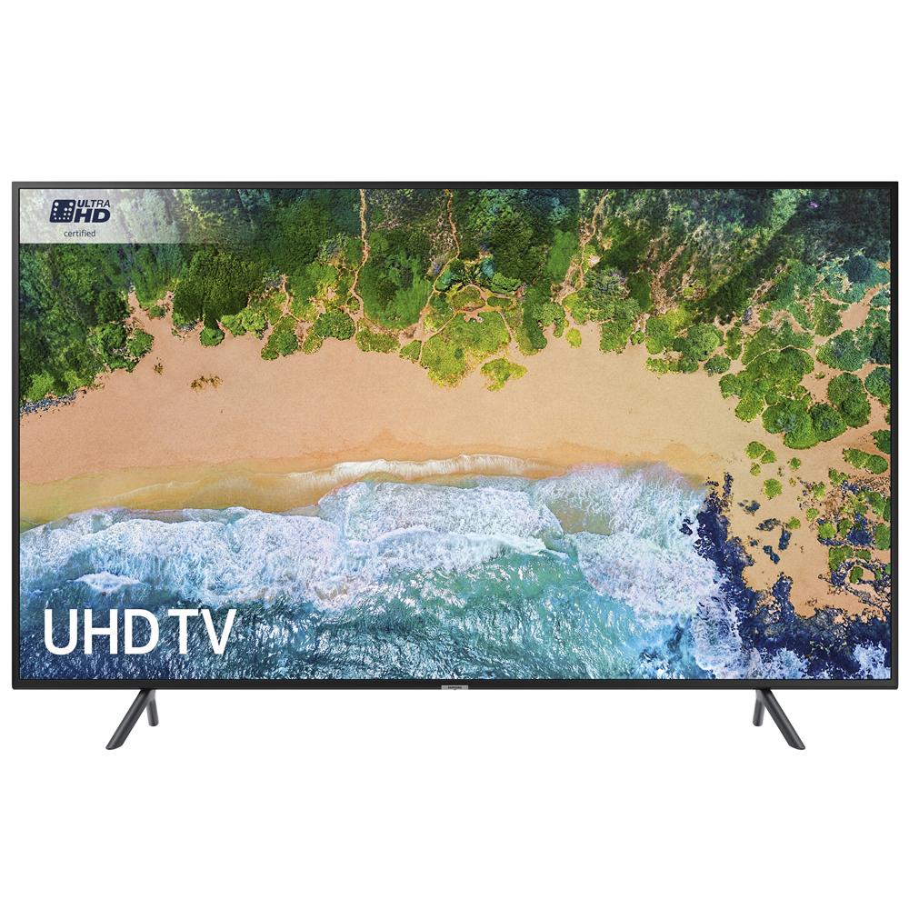 Image of 55inch UHD 4K LED SMART TV HDR 10+ Twin Tuner TVPlus