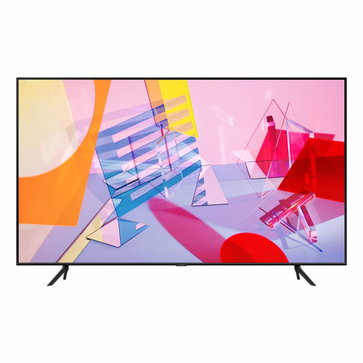 "Samsung QE50Q60TA 50"" Smart 4K Ultra HD QLED TV With Quantum Processor, Ambient Mode and Game Enhancer"