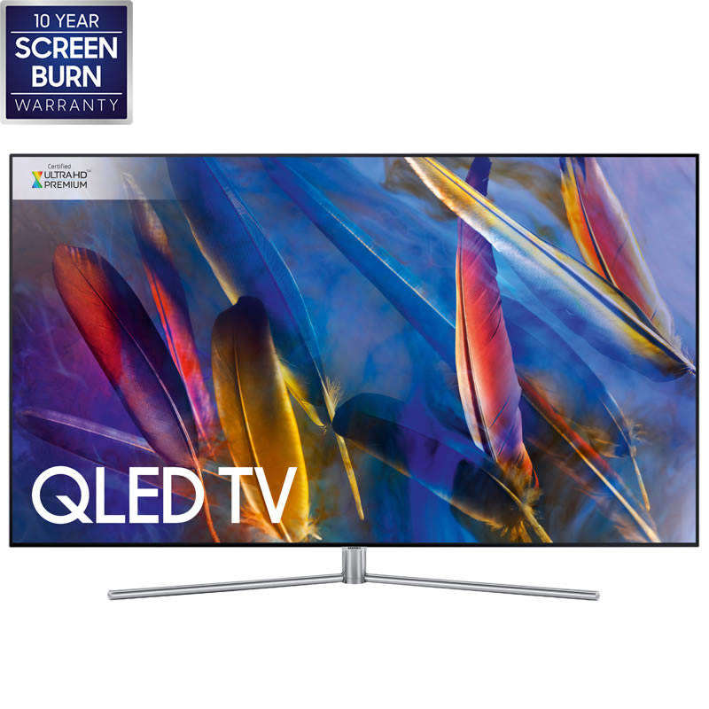 """""seamless multi-tasking and laid-back viewing as you change channels  - 75inch QLED UHD 4"