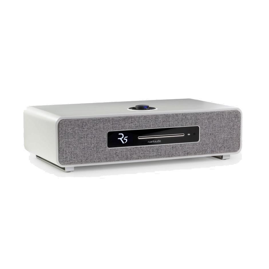 90Watts DAB Digital Radio & CD Player Bluetooth Grey