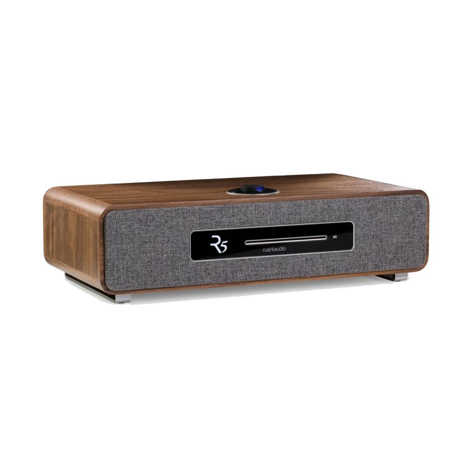 Ruark R5 DAB/DAB+/FM/Internet Radio & CD Bluetooth Wi-Fi Wireless All-In-One Music System