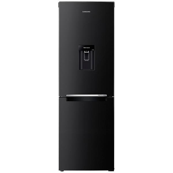 309litre Fridge Freezer Frost Free Water Dispenser Blac