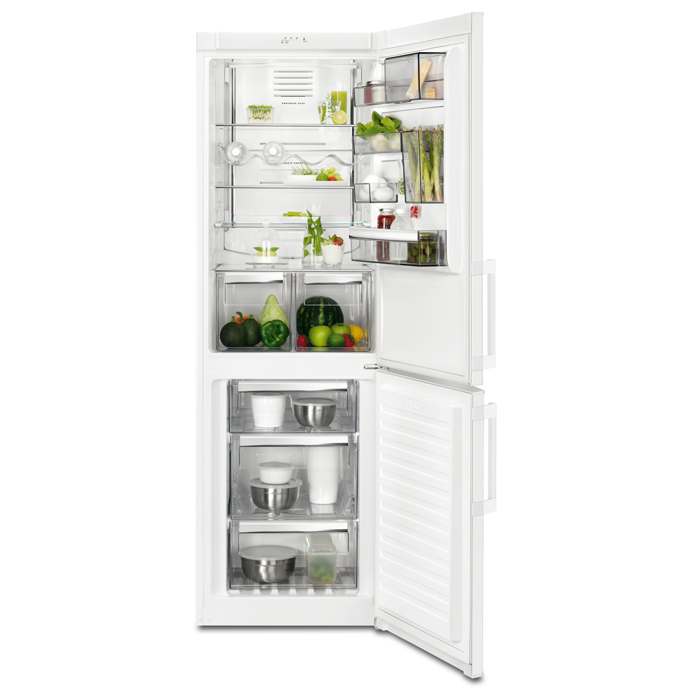 332litre Fridge Freezer FROST FREE Class A++ White