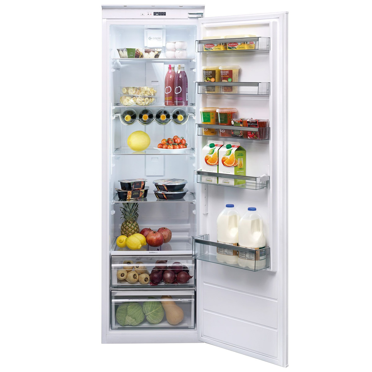 303litre Integrated Fridge Auto Defrost Class A+