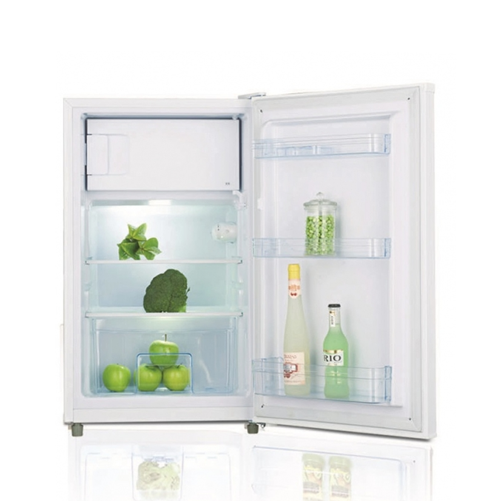 Under-Counter Fridge With Ice Box Class A+ White