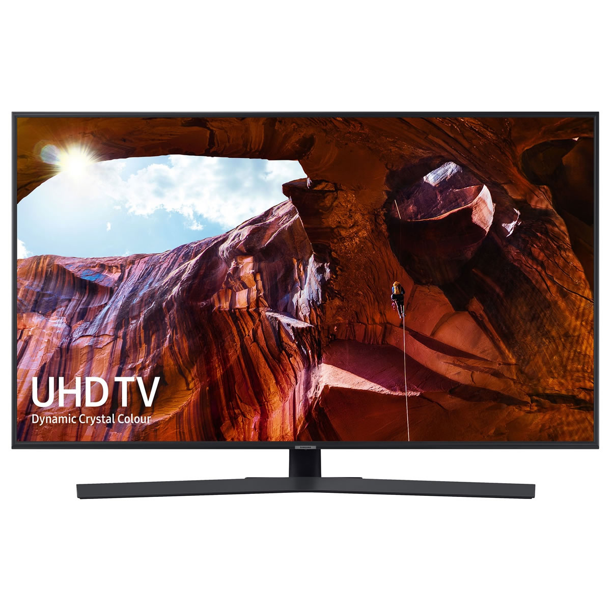 Image of 55inch UHD 4K LED SMART TV HDR Bixby TV Plus Black