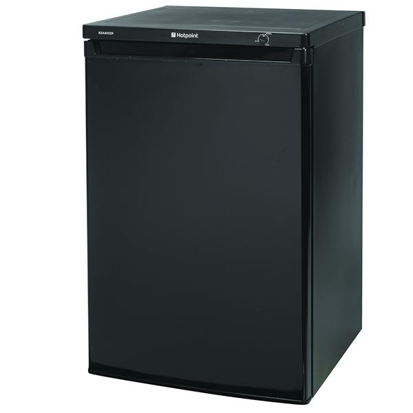 102litre Upright Freezer Class A+ Black