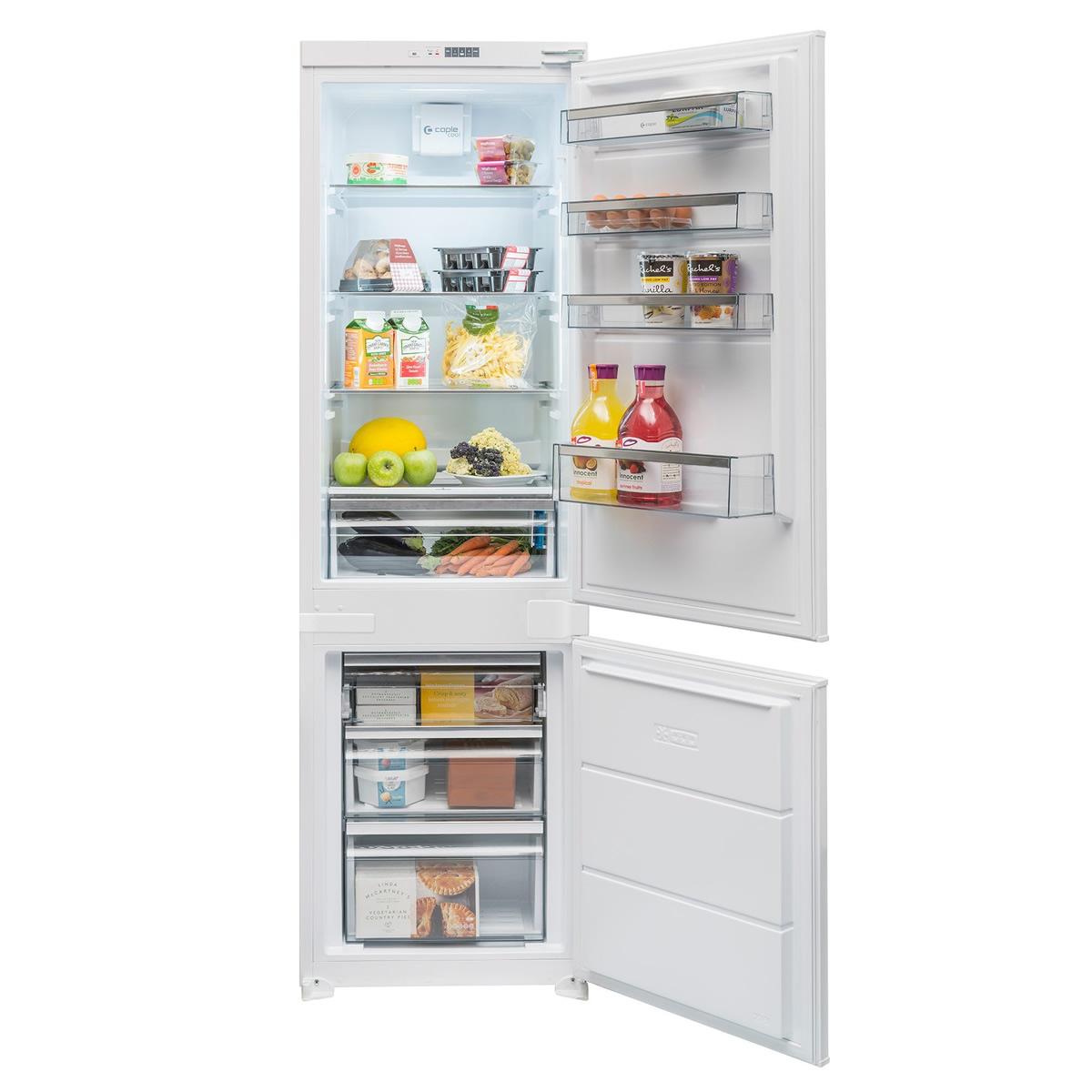 RI7305 256litre Integrated Fridge Freezer Frost Free Class A++