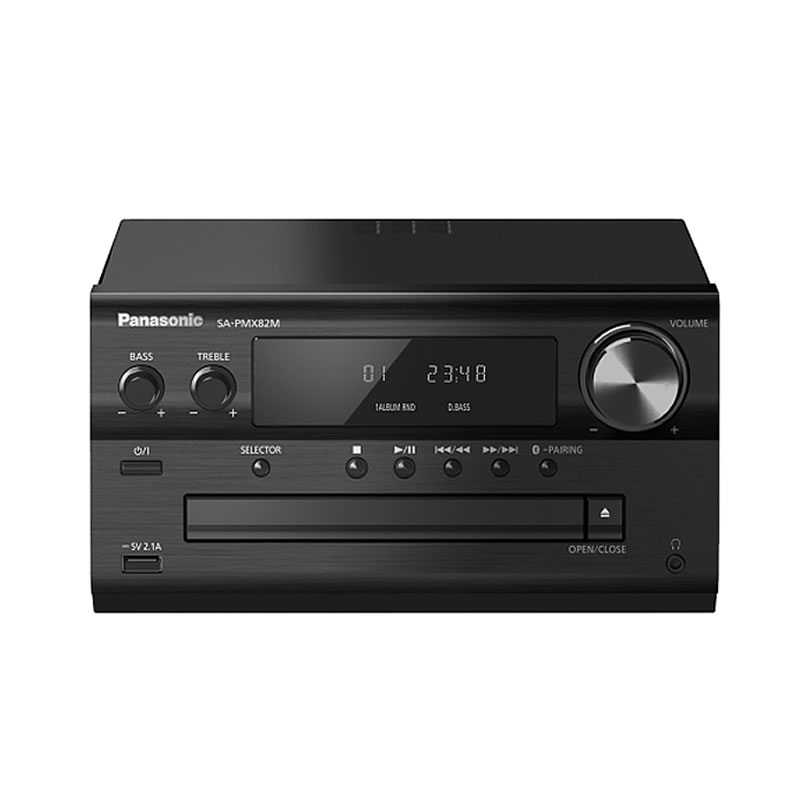 Image of 120Watts CD System Bluetooth DAB+/FM Tuner USB