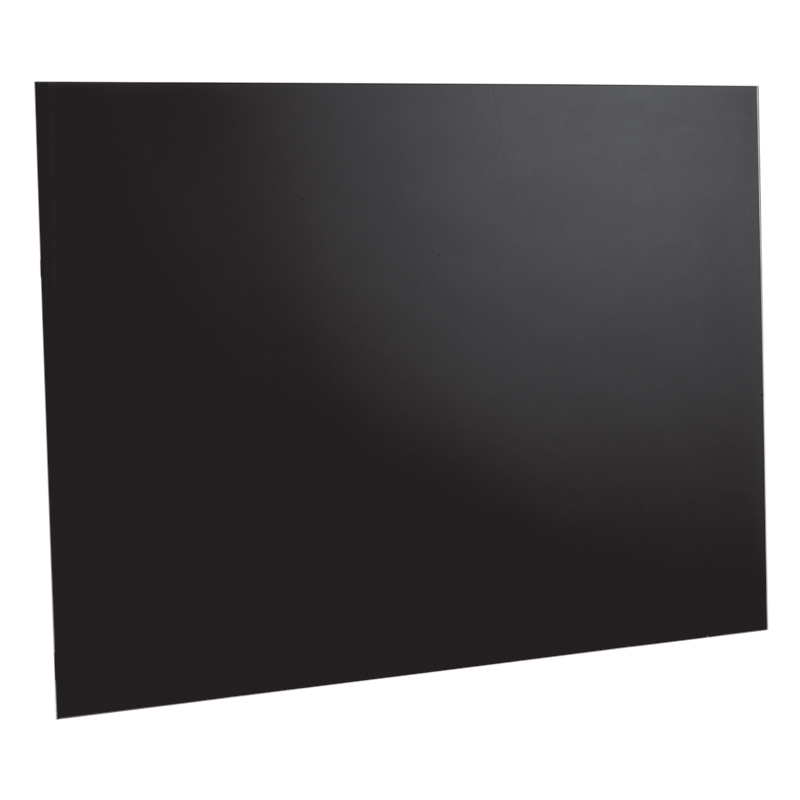 Compare retail prices of 1000mm Splashback Easy Clean Surface Black Glass to get the best deal online