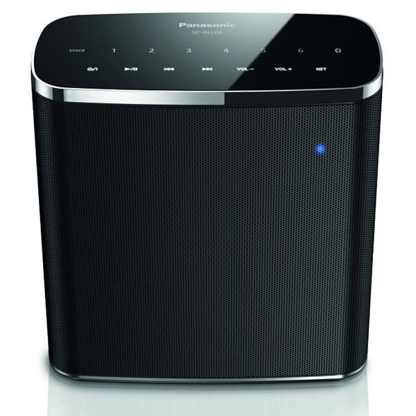 Wireless Multi-Room Speaker 20Watts WiFi Black