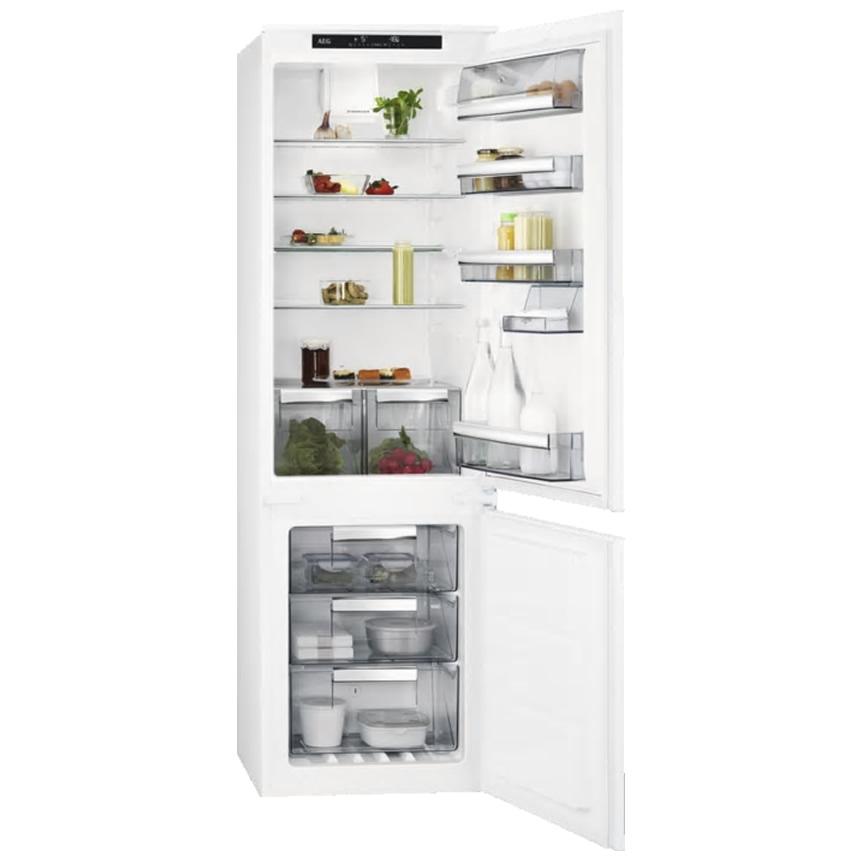 273litre Built-in Fridge Freezer LCD Control Class A+