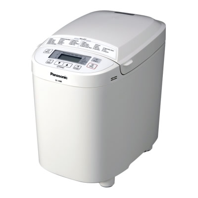 Image of Breadmaker 3 Loaf Sizes 10 Modes