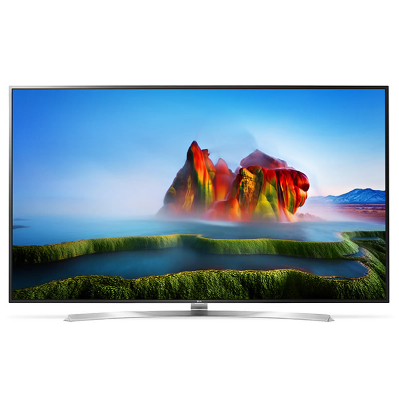 """""The IPS 4K panel in LG SUPER UHD TV delivers rich colours and strong - 75inch HDR Super"