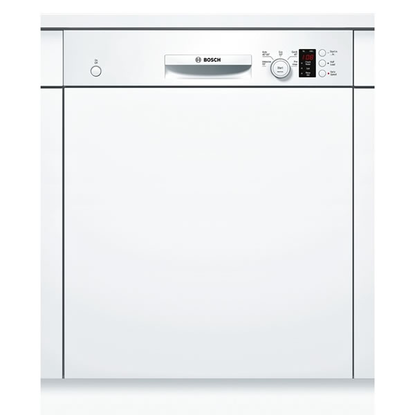 Image of 12-Place Built-in Dishwasher 5 Progs Class A+ White
