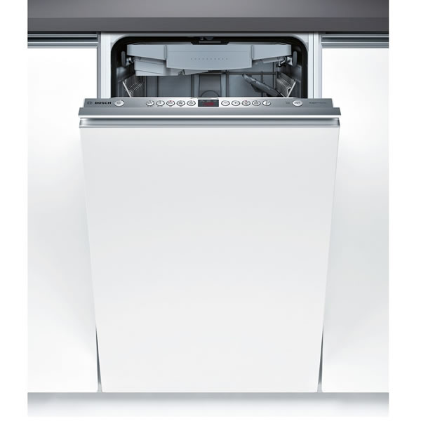 Image of 10-Place Built-in Slimline Dishwasher 6 Progs Class A++