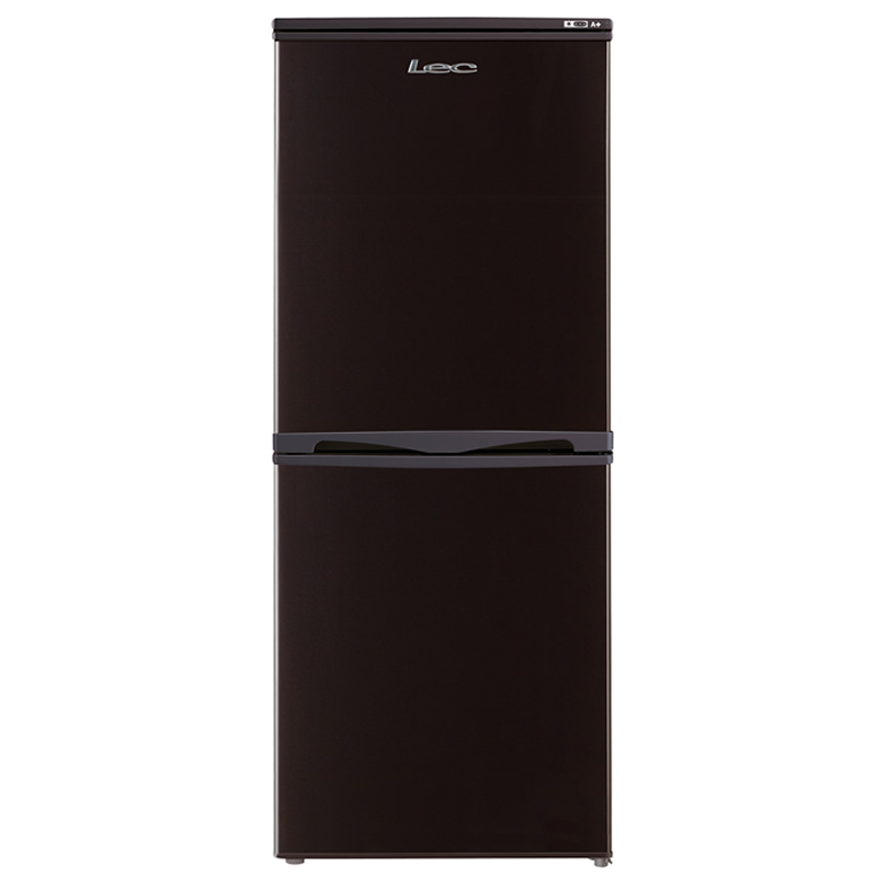 139litre Fridge Freezer Class A+ Black