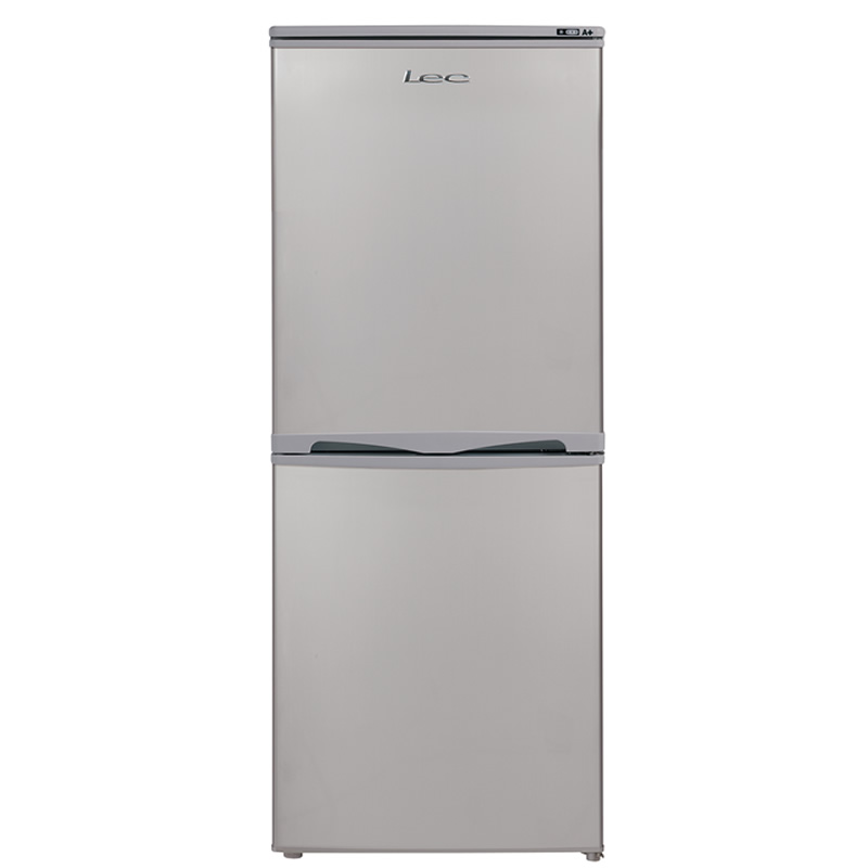 139litre Fridge Freezer Class A+ Silver