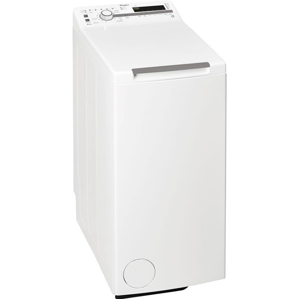 1200rpm Top Loading Washing Machine 6kg Load White