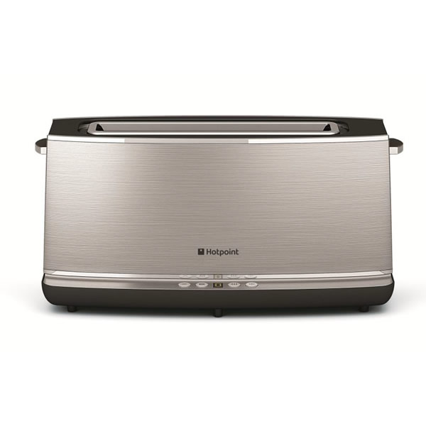 2 Slice Extralong Toaster Reheat 8 Browning Levels