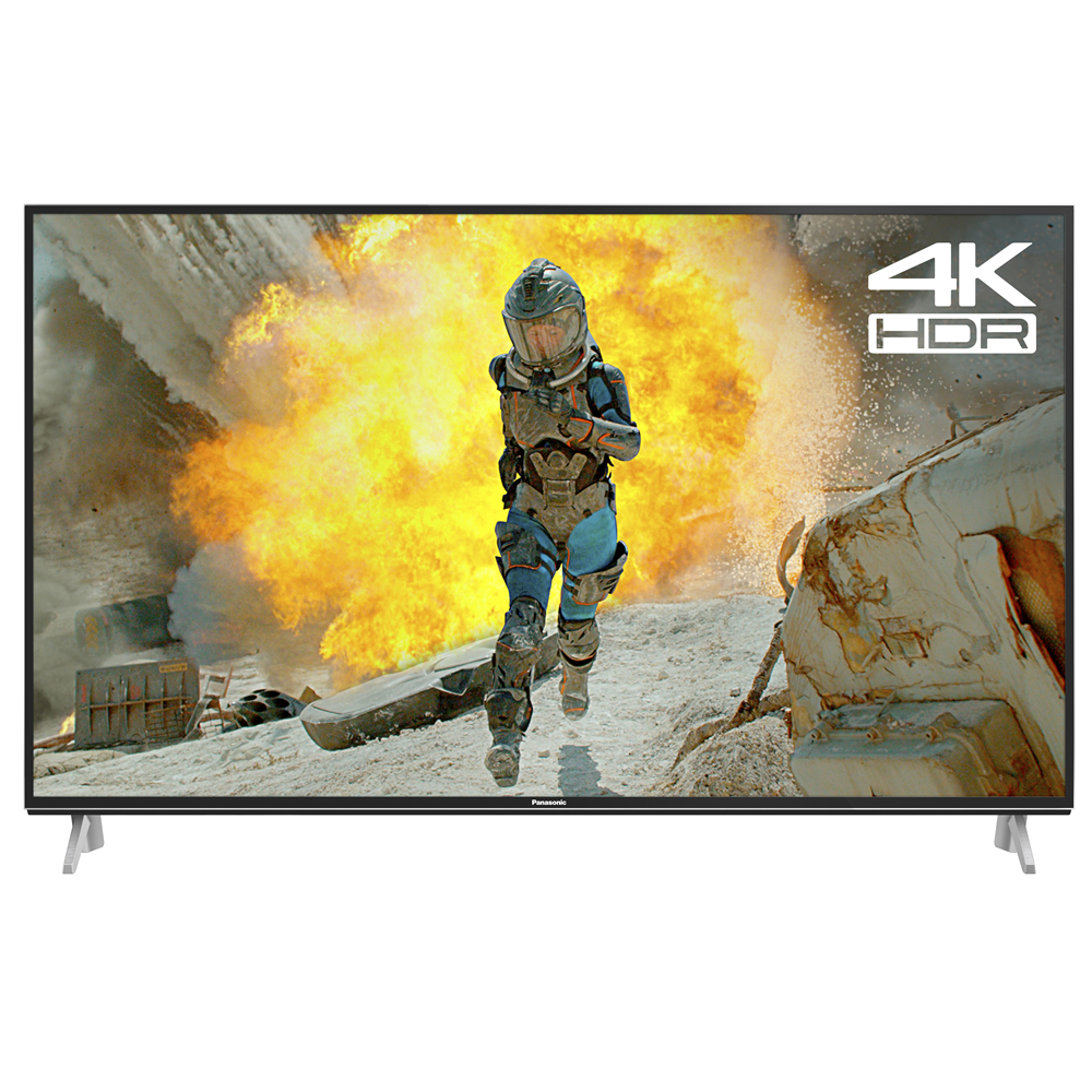 Image of 55inch Ultra HD 4K HDR LED Freeview PLAY