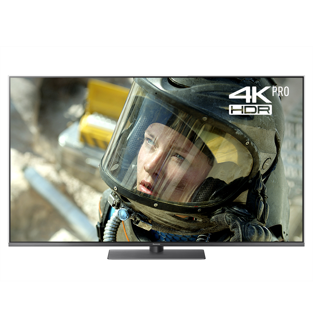 Image of 55inch Ultra HD 4K Pro HDR LED Freeview PLAY Twin Tuner